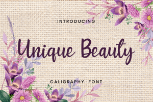 Unique beauty (1)