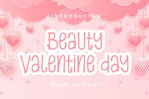 beauty valentine day 1