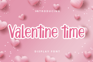 valentine time 1