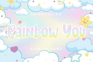 rainbow you 1