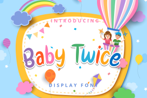 Baby twice 2