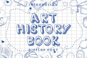 art history book 1A