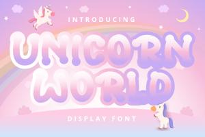 unicorn world 1