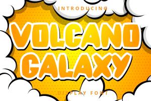 volcano galaxy 1