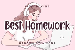 BEST HOMEWORK 1