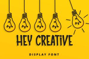 hey creative 1