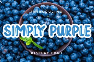simply purple 1