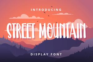 street mountain 1